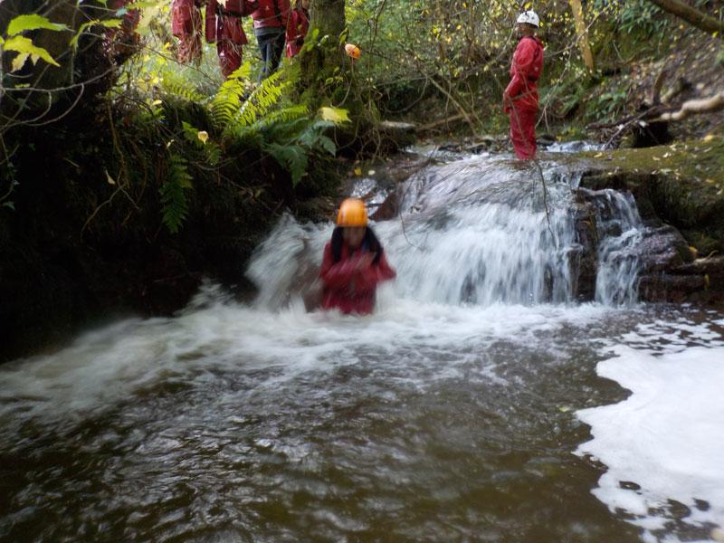 Southwood-18-Group-1-Gorge walking