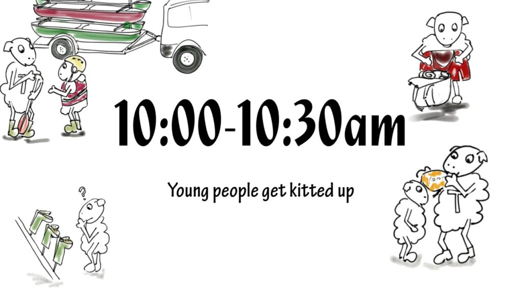 10 to 10.30am