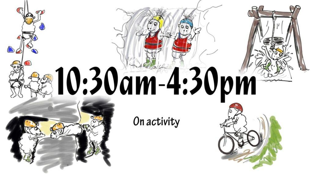 10.30am - 4.30pm